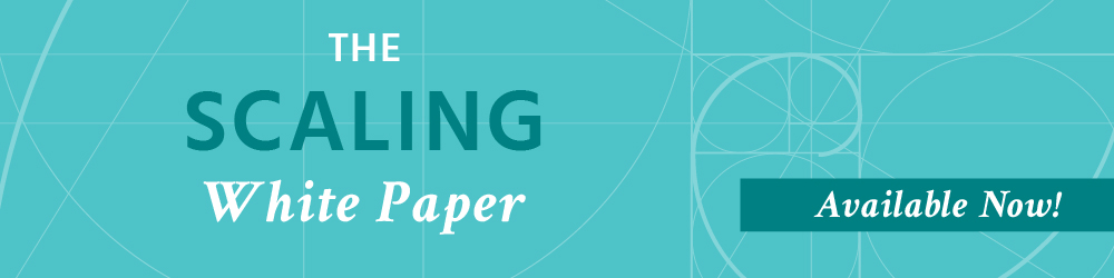 Scaling White Paper Header